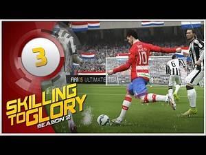 FIFA 15 - Skilling to Glory S2 'Crazy James Rodríguez Goal!' Episode 3