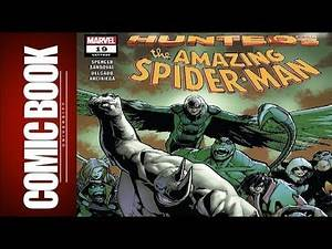 Amazing Spider-Man #19 | COMIC BOOK UNIVERSITY