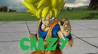 Dragonball Z Ultimate Tenkaichi - All of Crazy Hero's Special Opening Quotes | Chaospunishment