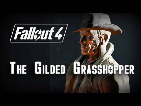 Fallout 4: Sidequest Guide - The Gilded Grasshopper