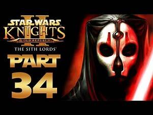 "Star Wars: KotOR 2 (Modded) - Let's Play - Part 34 - ""Jedi Temple, Council Chambers"" 