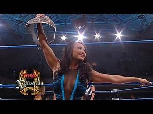 Xplosion Match: Gail Kim vs Brittany