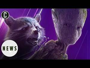 Groot's Final Line in Avengers: Infinity War Revealed and It's Devastating