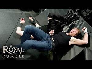 WWE Network: Dean Ambrose vs. Kevin Owens - Intercontinental Title Match: Royal Rumble 2016