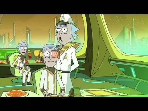 "Rick and Morty Season 3 Episode 1 ""I'm gonna go take a shit"""