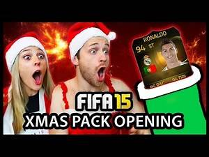 MY BEST PACK EVER?! SIF ST RONALDO! XMAS ADVENT CALENDAR PACK OPENING #16 - FIFA 15 ULTIMATE TEAM