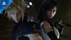 Final Fantasy VII Remake - E3 2019 Trailer | PS4