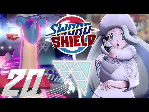 Pokémon Shield - Episode 20   Circhester Gym Leader Melony!
