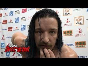 Jay White's Intercontinental 'destino' is written in the stars! (#njdest)