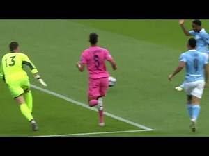 Goal Sterling vs Real Madrid 1 1 / 1/8 League Champions / 07.08.2020 / All goals and highlights