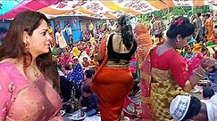 Lots of Beautiful Village Women Participated to Eat Food Women Eating Vlog, Eat Food Vlog, RM24 Show
