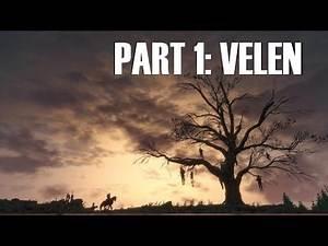 The World of Witcher 3 – Part 1: Velen