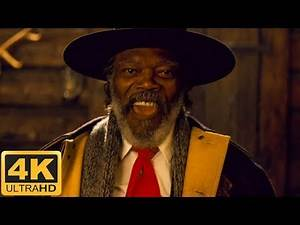 The Hateful Eight - Sheriff Mannix Introduces Himself To General Smithers - 4K Ultra HD