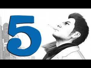 Two Best Friends Play Yakuza 4 (Part 5)