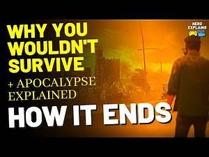 """Why You Wouldn't Survive """"HOW IT ENDS"""" (2018) + Apocalypse Explained"""