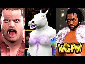 NEW BLOOD IN WGPW? WHERE IS BUTCH? WGPW LIVE! (WWE 2K17 Gameplay)