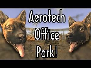 Fallout New Vegas Mods: New Aerotech - Park 1