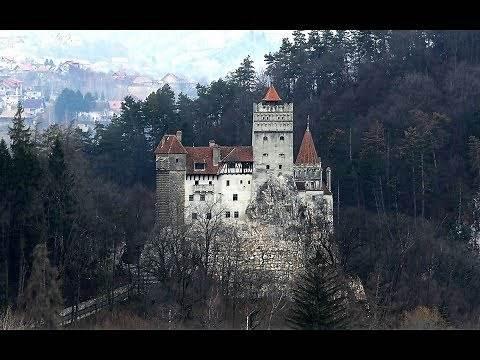 Dracula, Vlad The Impalers Castle