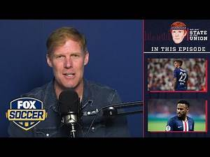 Pulisic like Skywalker?, Barca/Real, Neymar | EPISODE 66 | ALEXI LALAS' STATE OF THE UNION PODCAST