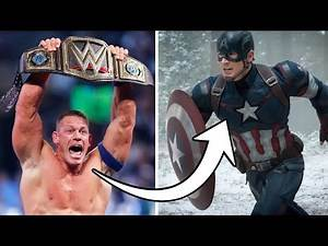 WWE Stars Who Could Have Appeared in Marvel Movies