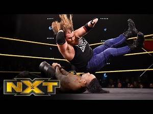 Damian Priest vs. Killian Dain: WWE NXT, Dec. 18, 2019