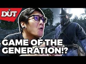 8 TAHUN PEMBUATAN GAME INI..AND IT'S AWESOME! | Let's Play Red Dead Redemption 2 (First Impression)