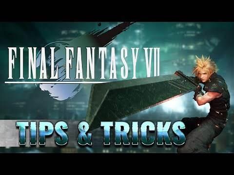 TIPS and TRICKS | FINAL FANTASY 7 [Original]