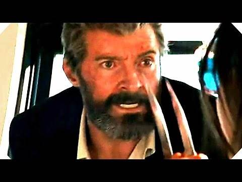 LOGAN Trailer TV Spot (Movie HD) Wolverine 3, X-Men Movie HD