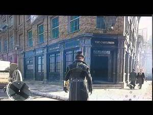 Assassin's Creed Syndicate Harry Potter Easter Egg