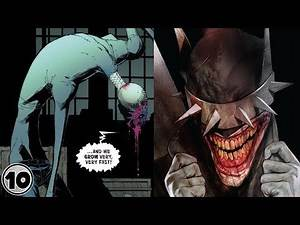 Top 10 Newest Batman Villains