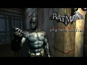 Batman: Arkham City AE (Wii U) Walkthrough: Side Missions - Undercover Cops with Gadget Upgrade