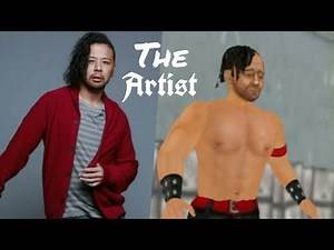Wwe Top 12 moves of Shinsuke Nakamura wr3d