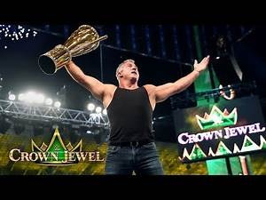 Shane McMahon replaces The Miz in World Cup Finals Match against Dolph Ziggler: WWE Crown Jewel 2018