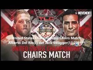 WWE TLC 2015 Review