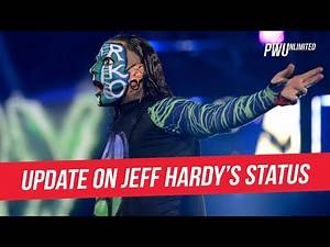 Update On Jeff Hardy's Status With WWE