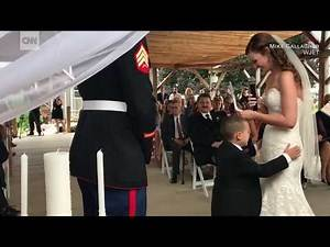 Stepmom's vows make 4-year-old cry