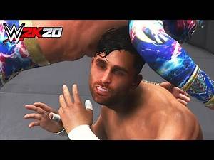 WWE 2K20 Glitches & Funny Moments Episode 11