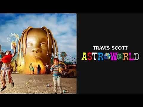 Travis Scott - RIP Screw [Feat. Swae Lee] (ASTROWORLD) (Official Lyrics)