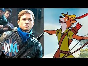 Top 5 Things You Didn't Know About Robin Hood