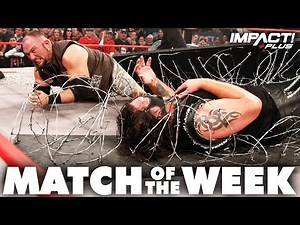 Abyss vs Bully Ray: MONSTER'S BALL (TNA Genesis 2012) | IMPACT Wrestling Full Matches