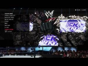 WWE 2K19 Making the SmackDown 2001 Arena!