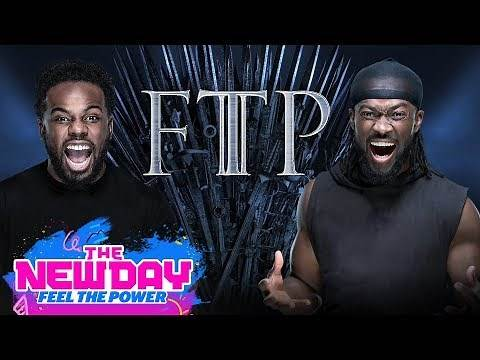 """Xavier and Kofi clash over """"Game of Thrones"""": The New Day: Feel the Power, March 9, 2020"""