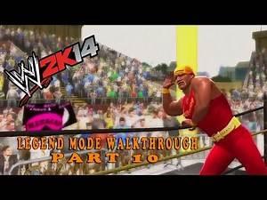 Bret Hart vs Yokozuna - 30 Years of WrestleMania Walkthrough Part 10