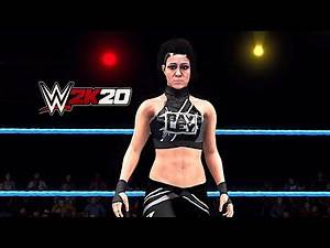 Bayley - Updated Model | WWE 2K20 (PS4)