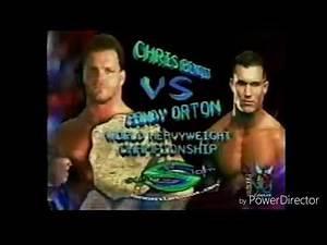 Randy Orton Vs Chris Benoit For The World Heavywight Champion WWE Summerslam 2004 Promo