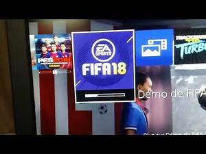 Comment telecharger fifa 18 demo ps4