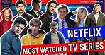 [UPDATED] Most Watched Tv Series on Netflix 2017 - 2020