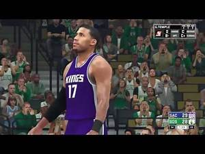 NBA 2K17 Kings MyGM | And....Yup, Someone's Injured. Gotta Deal With It I Guess. Who Steps Up?