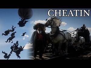 CHEATIN IN RDR2 - PC ScriptHook