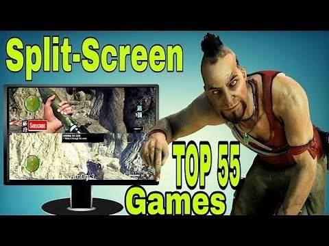 Xbox 360 Best Split Screen games | Xbox 360 Best local offline Co-op Couch Games | Top 55 Games